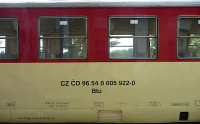 Wagon serii Btu - pełny numer