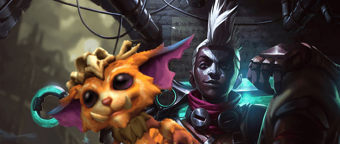 Teorias do League of Legends: EKKO É GNAR