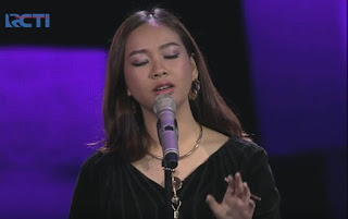 A Sky Full Of Stars - Gloria Jessica (Coldplay) The Voice Indonesia 2016