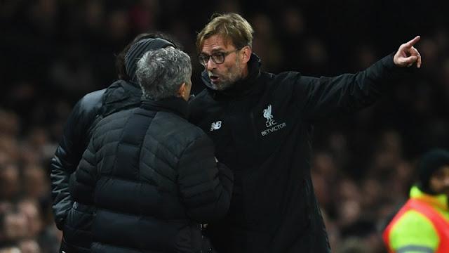 Klopp: Liverpool Tidak Bisa Menjuarai Liga Utama Inggris Seperti Mourinho