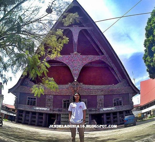 Sopo Partungkoan, Objek Wisata Seni Dan Kebudayaan Adat Batak