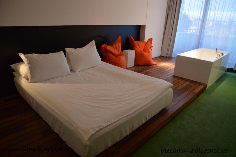 Camera cu cada in hotelul PRIVO