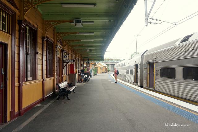 Katoomba Railway Station