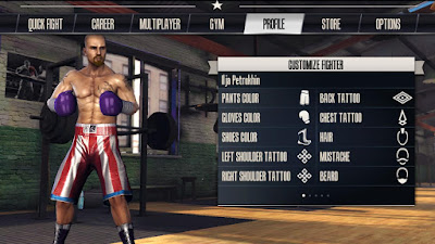 Picture Real Boxing v2.1.0 Apk + Data Full Version