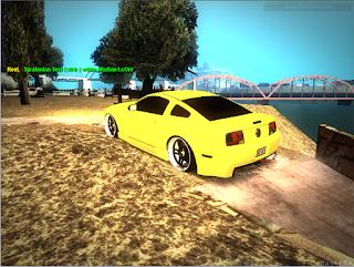 Mta Mustang Lux Araba