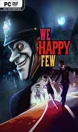 We Happy Few - We Happy Few They Came From Below-CODEX