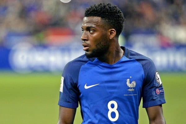 Thomas Lemar for France