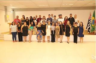 Prefeitura de Miracatu comemora prêmio recebido da Votorantim