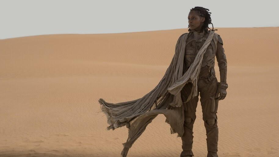 Dune, Movie, Sharon Duncan Brewster, Liet Kynes, 4K, #7.1859