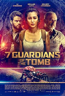 Sinopsis pemain genre Film 7 Guardians of the Tomb (2018)