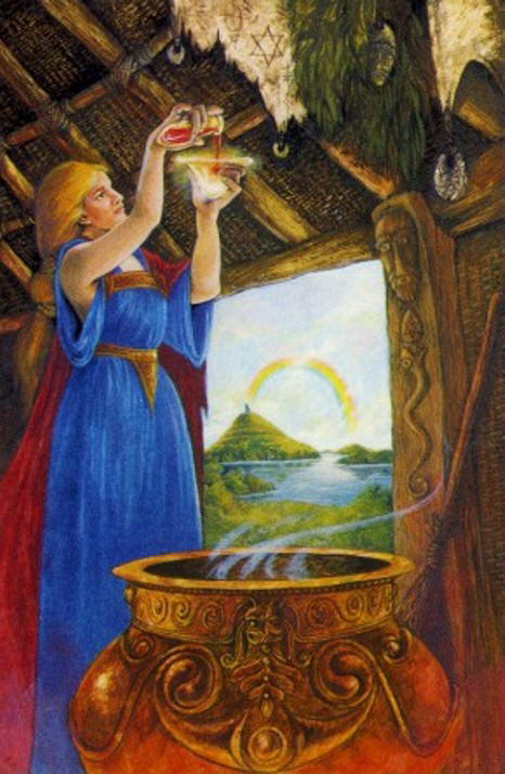 Celtic Tarot: On Becoming Interesting: On Celtic Mythology And The