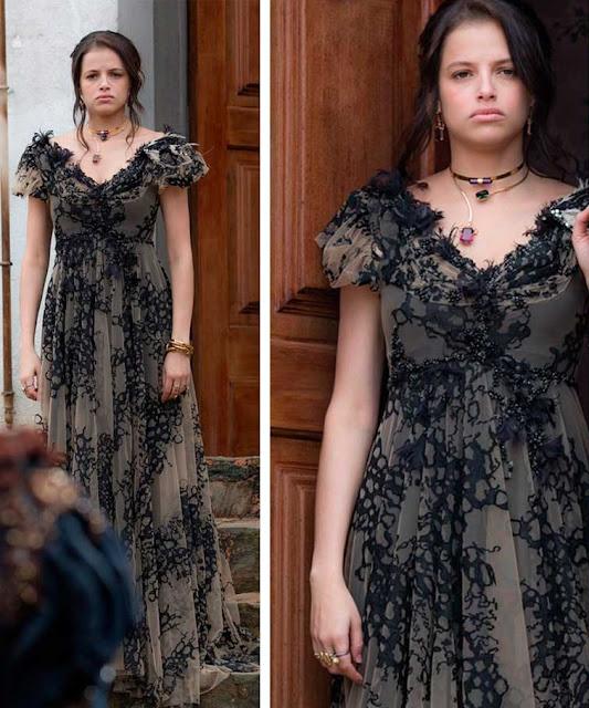Vestido Domitla (Agatha Moreira) Nova fase