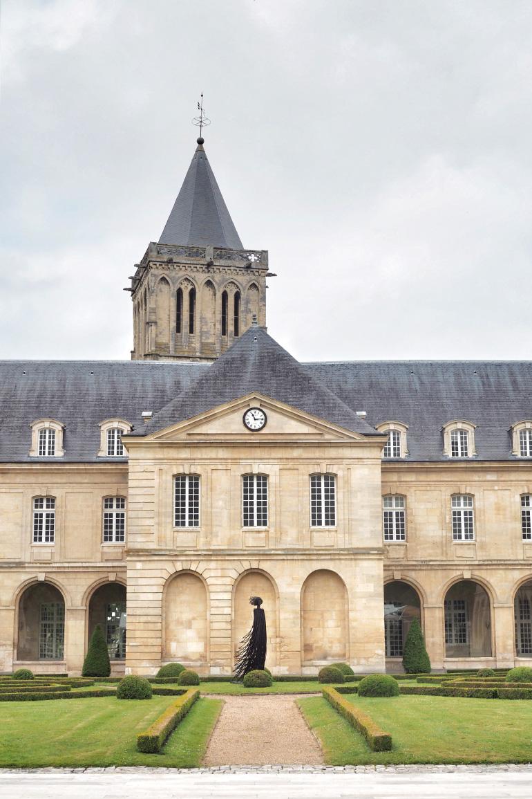 Abbaye aux Dames de la ville de Caen