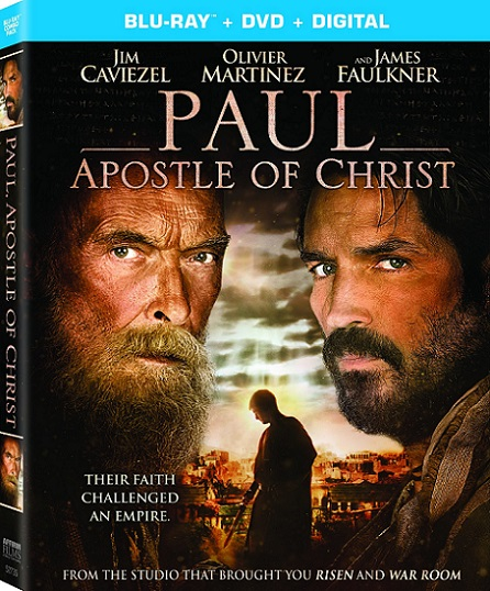 Paul, Apostle of Christ (Pablo, El Apóstol de Cristo) (2018) 720p y 1080p BDRip mkv Dual Audio AC3 5.1 ch