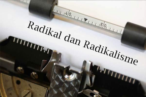 Radikal dan Radikalisme