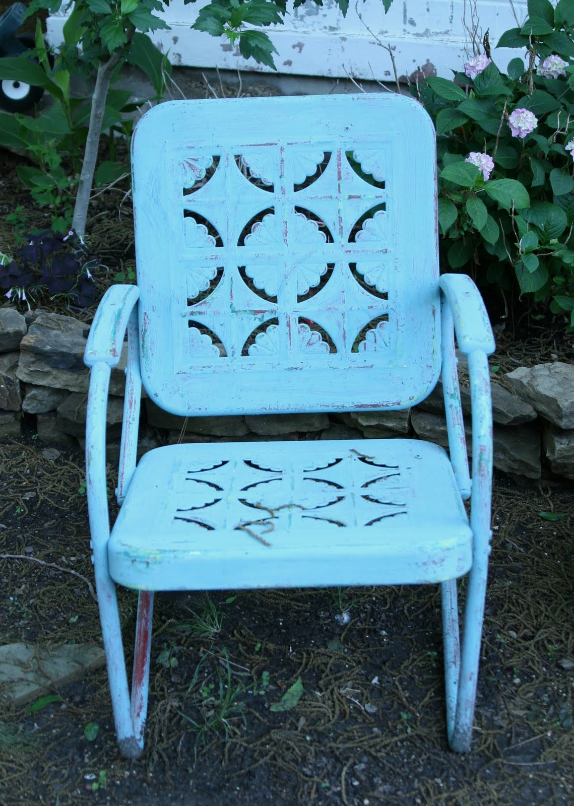 Annie Sloan Chalk Paint 174 Tutorial Series For Outdoor