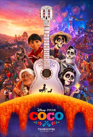 movies, kids movies, Day of the Dead, DisneySMMC