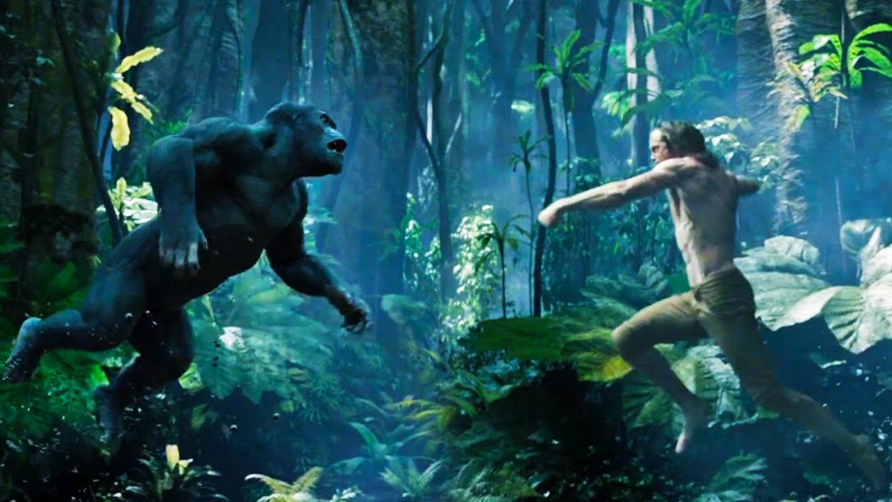 Adoption At The Movies The Legend Of Tarzan Adoption Movie Review