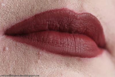 Bourjois Rouge Velvet The Lipstick 12 Brunette