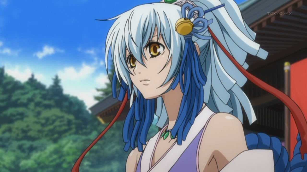 World's Best Anime: Brave 10 - photo#15