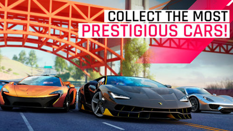gameloft asphalt 9 legends
