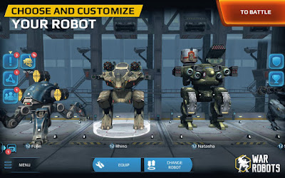 Download War Robots Mod Apk v2.9.0  For Free
