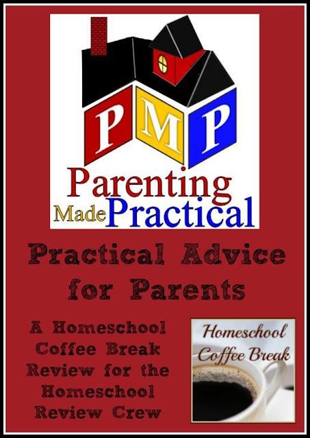 Practical Advice for Parents (A Homeschool Coffee Break Review for the Homeschool Review Crew) on Homeschool Coffee Break @ kympossibleblog.blogspot.com