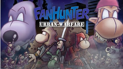 Crowdfunding Fanhunter Urban Warfare en Verkami cancelado, Vesper On Games.