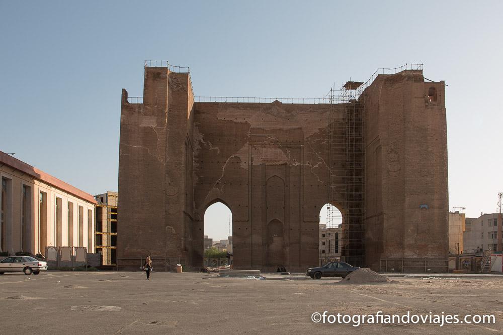 Fortaleza de Tabriz