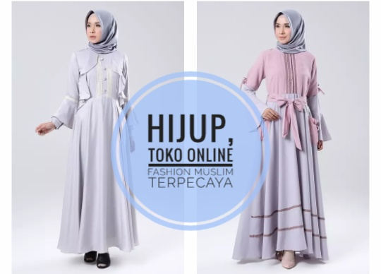 The Light Of Heaven Hijup Toko Online Fashion Muslim Terpecaya