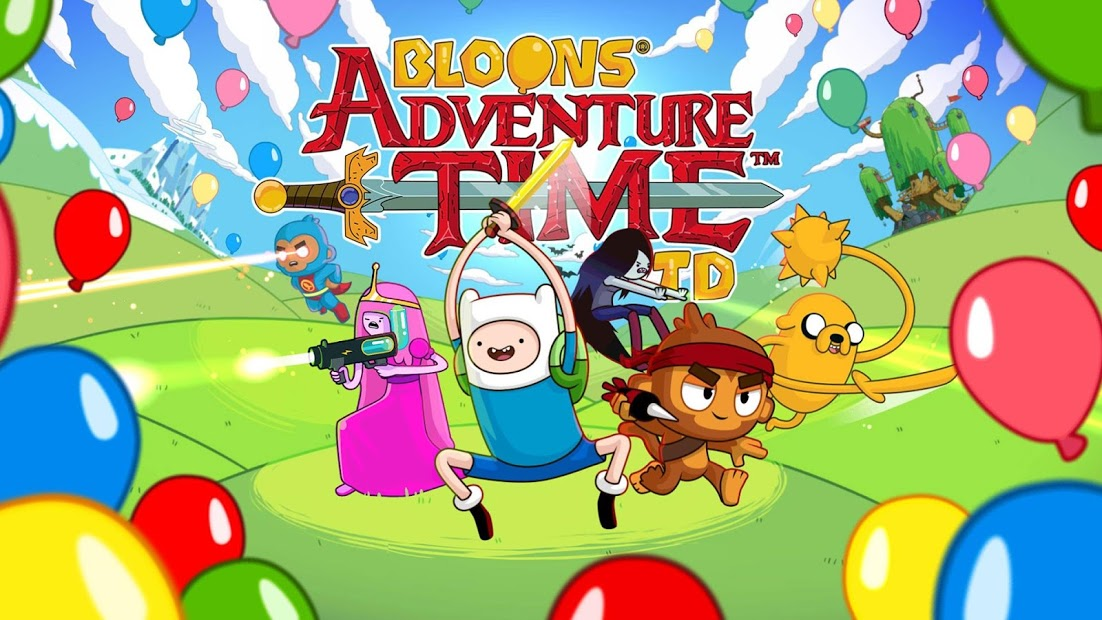 Bloons Adventure Time Td Mod Android Offline Mods