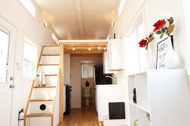 Clear Creek tiny house - Tiny Idahomes