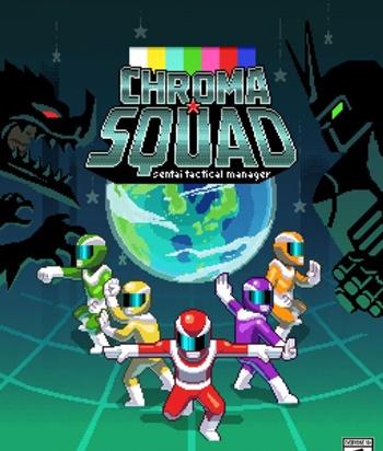 Chroma Squad PC Full