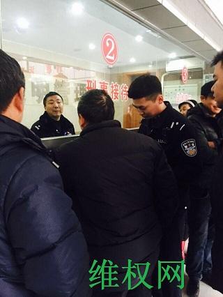 维稳高压下江苏镇公安创行拘、行拘、再刑拘的恐怖模式