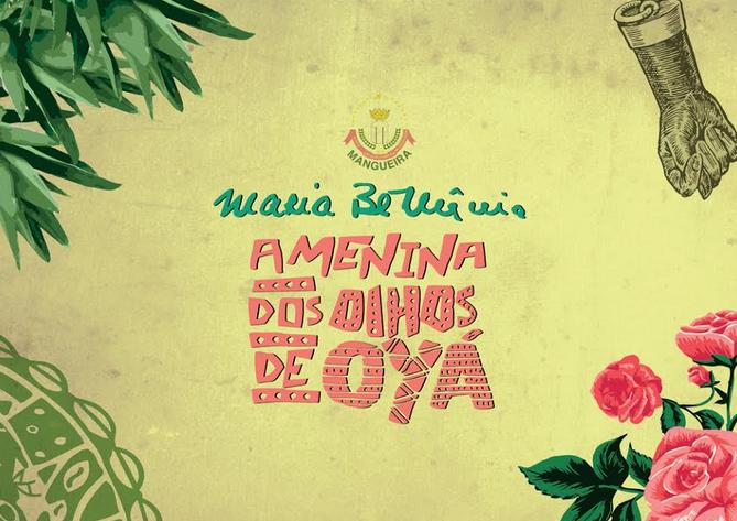 Enredo contando a trajetória de Maria Bethânia tem nota máxima
