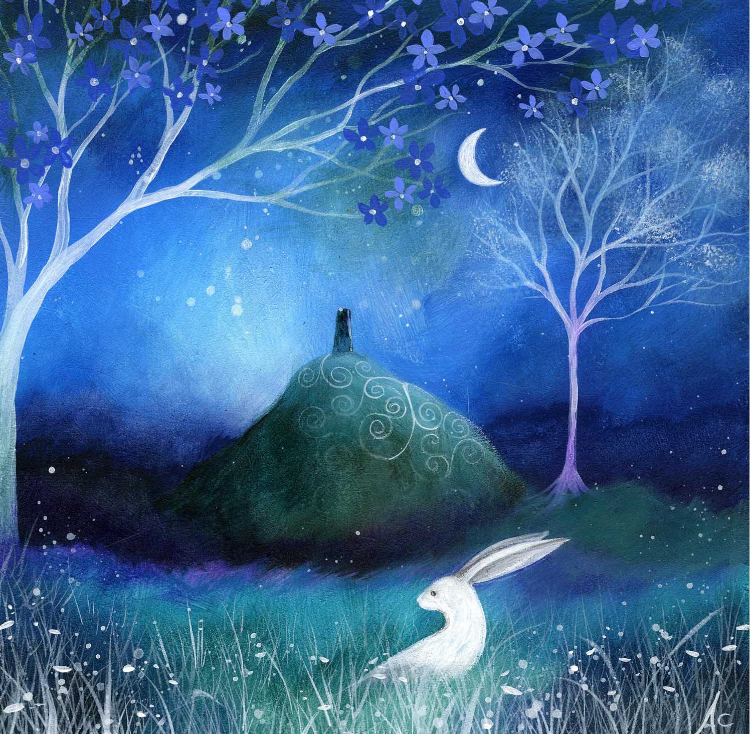 Earth Angels Art. Art and Illustrations by Amanda Clark ... - photo#44