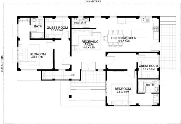 Beautiful House Photos With Free Floor Plans Estimates