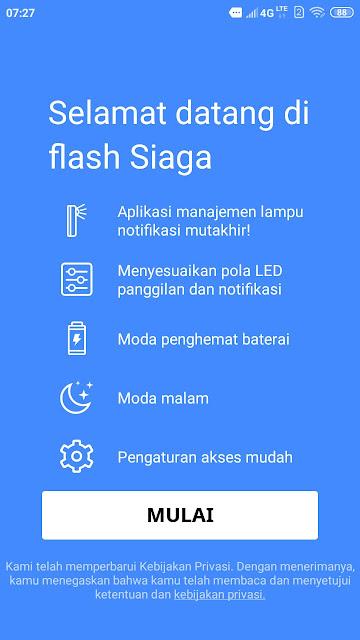 fw sebenarnya tidak memiliki fitur untuk menghidupkan atau mengaktifkan lampu led notifika Tutorial Mengaktifkan LED Notifikasi Oppo A37