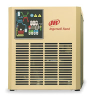 air compressor refrigerated air dryer moisture removal