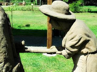 Forno à Lenha (Backofen), Tradições dos Imigrantes Alemães no Parque Pedras do Silêncio, Nova Petrópolis