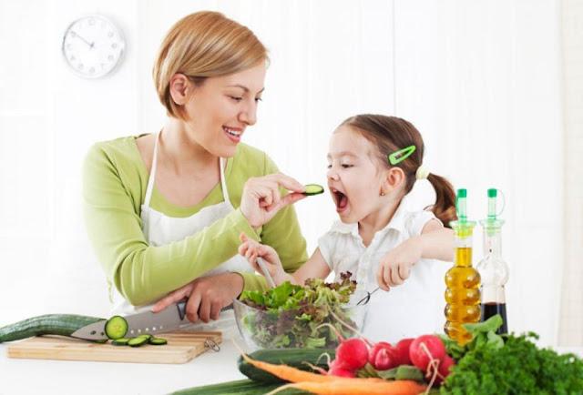 فوائد التغذية الصحية وآثارها الإيجابية على العقل والجسد.