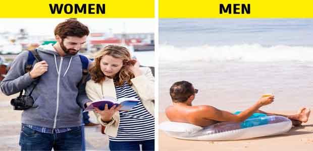 Contoh Sederhana Tentang Cara Pandang Pria dan Wanita