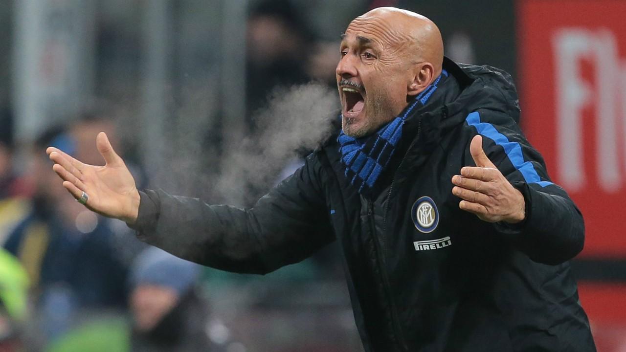 Spalletti: Inter Mesti Bermain Lepas untuk Amankan Empat Besar
