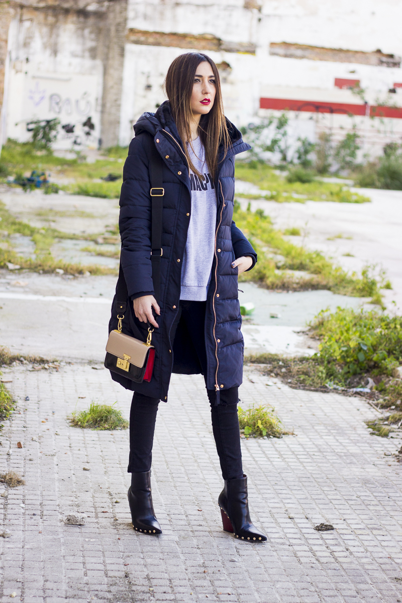 Tendencias Abrigo Plumas Coat De Shoesandbasics Moda Y Puffy dqnPxaw0tP
