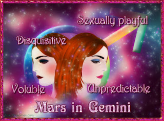 Description of Mars in Gemini - Forest for Women