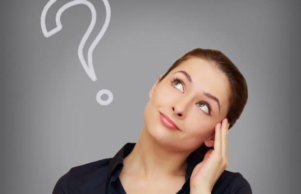 Vocabulaire pour poser une question en français