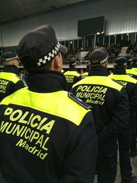 163 agentes y 3 oficiales nuevos de Policía Municipal