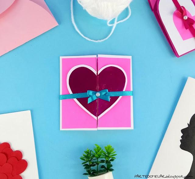 cartão criativo