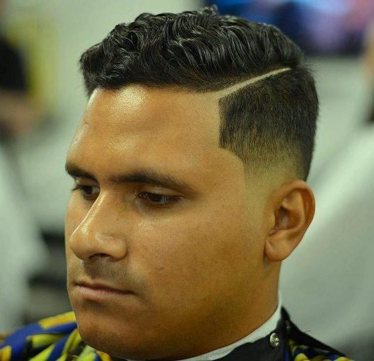 25 Model Rambut Yang Cocok untuk Pria Gemuk - Tips Rambut