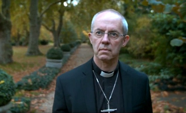 Archbishop of Canterbury Admits Paris Attacks Made him Doubt the Presence of God